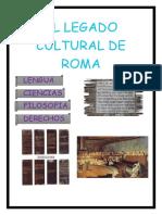 El Legado Cultural de Roma