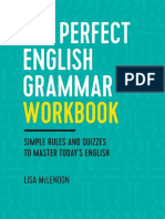 The Perfect English Grammar Workbook - Lisa McLendon