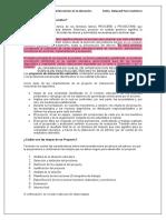 Tema 2. Qué es un Proyecto Educativo copia