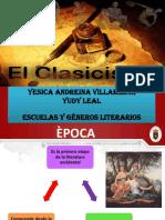 El Clasicismo Corregida ...