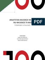 Arquitetura Mackenzie 100 -Anos FAU-Mackenzie 70 Anos Pioneirismo e Atualidade REV 1 RGB