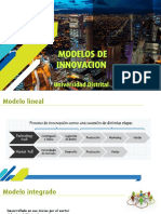 Modelos de Innovaciòn