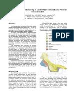 2D & 3D Structural Balancing in a Deformed Foreland Basin, Peruvian Subandean Belt