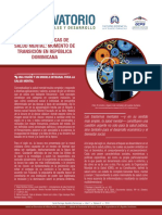 Boletin 16 Politicas Publicas de Salud Mental