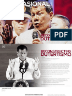 Reconstructing Dutertismo