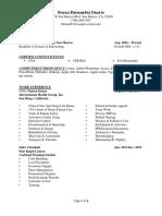 495 resume