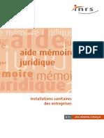 Installations Sanitaires des Entreprises - r46-guides-inrs.pdf