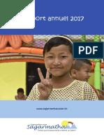 Sagarmatha Rapport Annuel 2017