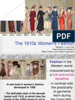 1910sFashion