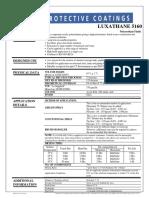LUXATHANE 5160