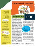 September Newsletter MOPS-Owatonna