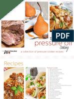 2014 Pressure Cooker E-cookbook