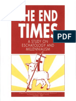 CTCR the End Times Study on Eschatology and Millennialism