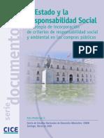 Lectura 2 El Estado y La Responsabilidad Social