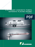 Stationary Pumps Range
