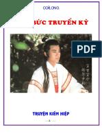Sở Lưu Hương (Phần 5)- Biên Bức Truyền Kỳ - Cổ Long