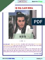 Sở Lưu Hương (Phần 8)- Ngọ Dạ Lan Hoa- Cổ Long