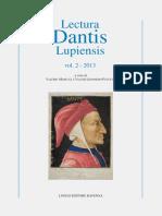 F. SOMAINI Dante e Il Quadro Politico It