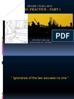 Professional Practice 01 - Laws Affecting Architecture