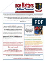 Attendance Matters Newsletter Summer 2018 Final