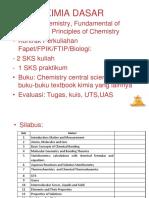 1. Introduction.chapter 1 Fapet,FPIK, Biologi, FTIP 2014 - Copy.pps