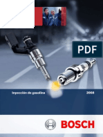 Bosch-Catalogo Inyeccion de Gasolina 2008