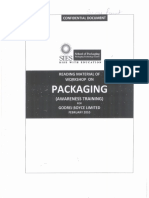 Introduction to Packaging