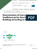Determination of Internal Pressure Coefficient Cpi _ Dlubal Software