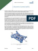 Electric Dynamic Control