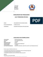 RSP Alat Pemadam API Kecil