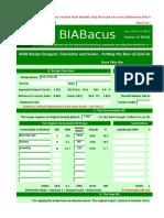 BIABacus PR1.3T - Haus Pale Ale (Casc_Mosaic) - Batch 1b