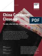 Consumer Closeup - Goldman Sachs
