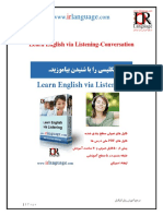 Learn English via Listening-Level 6-PDF