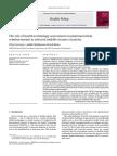 Oortwijn_2010_Health Tech Assess Pharmaceut Reimbursement
