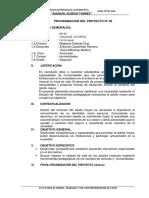 Proyectoabril Pam 2018-2º Año
