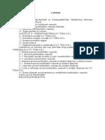 Contabilitatea Activelor Imobilizate. Comparație Ifrs- Legislația Românească