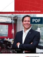 pressetext Info - Folder 2010