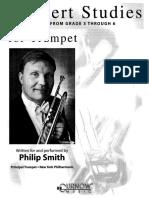 Concert Studies (Phil Smith)