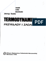Termodynamika - Przyklady i Zadania - Banaszek