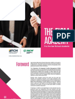 FICM-MCN Academy - ADR Education, Training and workshops for Law Students