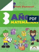 matematica 3AÑOS