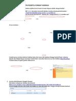 User Manual Aplikasi Daftar Entrian Peserta.doc