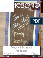 Asheboro Events Magazine, Tracey L. Marshall, Art Exhibit at Circa Gallery