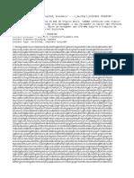 FIS0001 Apuração EFD Contribuições