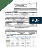 Informe Diario de Monitoreo Regional AM 10-05-2018