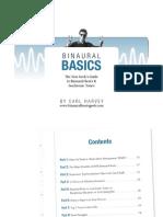 Binaural Basics