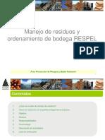 Archivos_1465_8. Manejo de Residuos y Ordenamiento de Bodega Respel