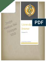 Livre Du Joueur v5.1 Corrigé