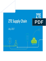 ZTE Supply Chain