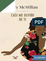 Casi me olvido de ti - Terry McMillan.pdf